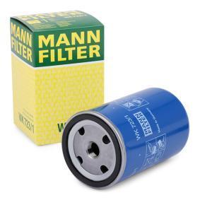 Kraftstofffilter MANN-FILTER WK 723/1 mit 18% Rabatt kaufen
