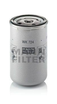 WK 724 MANN-FILTER Kraftstofffilter für IVECO EuroStar jetzt kaufen