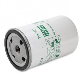 Mann Filter WK727 filtro de combustible