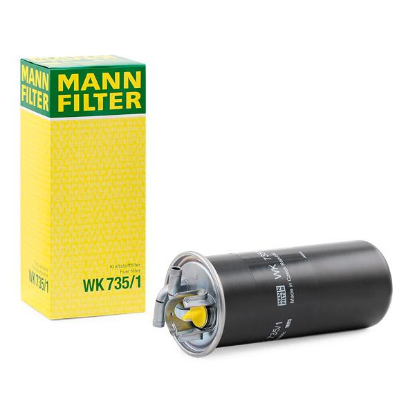 Filtro carburante MANN-FILTER WK7351 AUDI