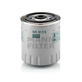 Filtro de combustible hombre-filtro WK 817//3 X