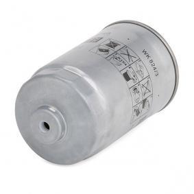 MANN WK824//1 Filtre à Carburant Métal Type 62 mm Diamètre 80 mm service de remplacement