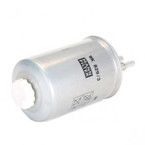 WK 829/3 MANN-FILTER Höhe: 148mm Kraftstofffilter WK 829/3 günstig kaufen