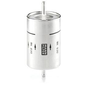 Palivový filter WK 830 FIAT TEMPRA v zľave – kupujte hneď!