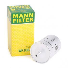 kuro filtras WK 830/7 už VW SHARAN (7M8, 7M9, 7M6) — gauti pasiūlymą dabar!