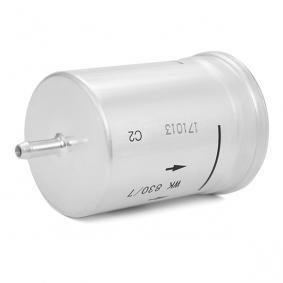 WK 830/7 Bränslefilter MANN-FILTER - Billiga märkesvaror
