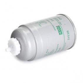 WK842 Degvielas filtrs MANN-FILTER Milzīga izvēle — ar milzīgām atlaidēm