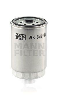 WK 842/16 MANN-FILTER Kraftstofffilter für DAF 45 jetzt kaufen