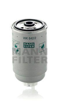 WK 842/2 Palivový filter MANN-FILTER - Lacné značkové produkty