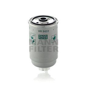 WK 842/2 Spritfilter MANN-FILTER - Markenprodukte billig