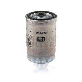 Mann-Filter WK 842//3 Kraftstofffilter