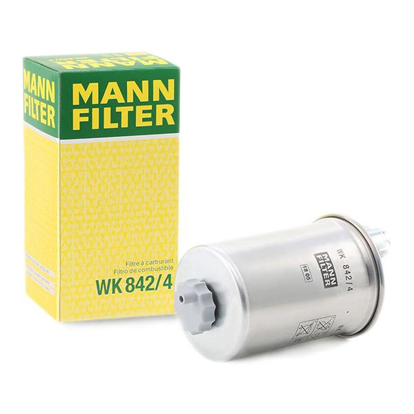 MANN-FILTER | Kraftstofffilter WK 842/4