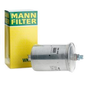 Brændstof-filter WK 845 MERCEDES-BENZ CABRIOLET med en rabat — køb nu!