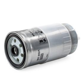 WK8451 Kuro filtras MANN-FILTER WK 845/1 Platus pasirinkimas — didelės nuolaidos