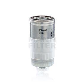 WK845/1 Kuro filtras MANN-FILTER - Sumažintų kainų patirtis