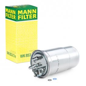 WK 853/3 x Drivstoffilter MANN-FILTER original kvalitet