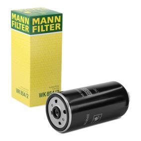 854//2 FILTRO COMBUSTIBILE NUOVO MANN-FILTER WK