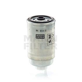 WK 854/6 MANN-FILTER H: 158mm Bränslefilter WK 854/6 köp lågt pris