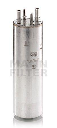 WK 857/1 Spritfilter MANN-FILTER - Markenprodukte billig