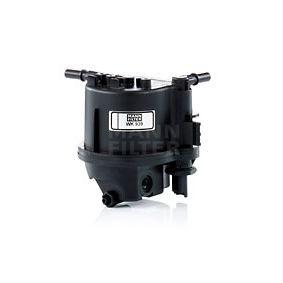 WK939 Kraftstofffilter MANN-FILTER Erfahrung