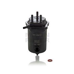 WK 939/10 x MANN-FILTER Leitungsfilter, mit Dichtungen Höhe: 187mm Kraftstofffilter WK 939/10 x günstig kaufen