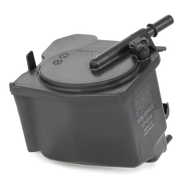 WK939/2 Kraftstofffilter MANN-FILTER Erfahrung