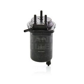 WK939/6 Kraftstofffilter MANN-FILTER Erfahrung