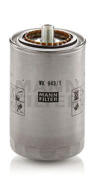MANN-FILTER Filtro carburante WK 943/1 acquisti con uno sconto del 34%