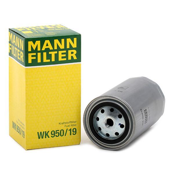 WK95019 Filtro Combustibile MANN-FILTER WK 950/19 - Prezzo ridotto