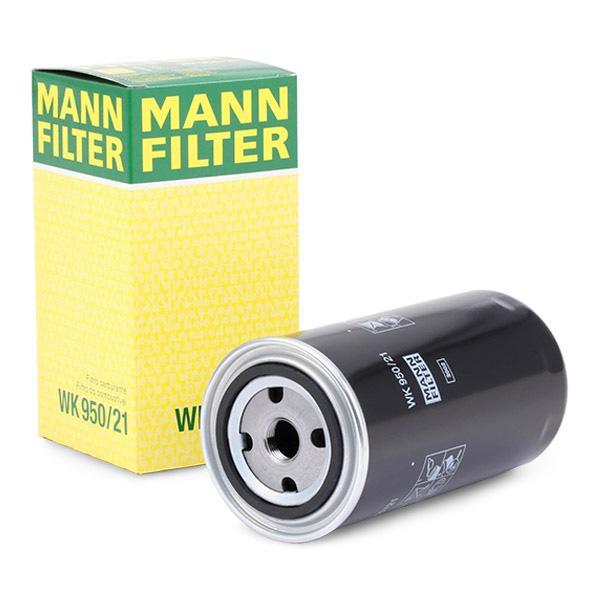 MANN-FILTER Filtro carburante WK95021: compri online