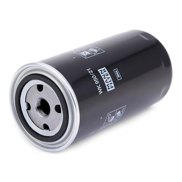 WK95021 Kraftstofffilter MANN-FILTER online kaufen
