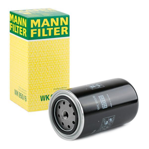 MANN-FILTER | Filtro carburante WK 950/6
