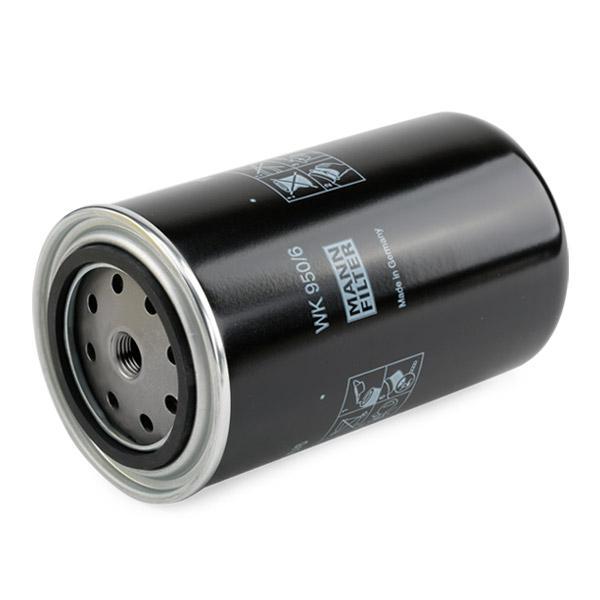 WK9506 Filtro Combustibile MANN-FILTER WK 950/6 - Prezzo ridotto