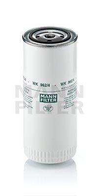 MANN-FILTER Filtro carburante WK 962/4 acquisti con uno sconto del 33%