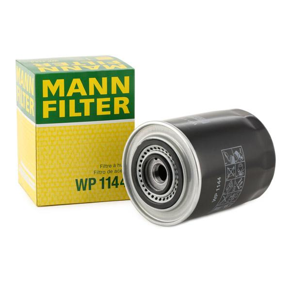 Filtro olio MANN-FILTER WP 1144 Recensioni