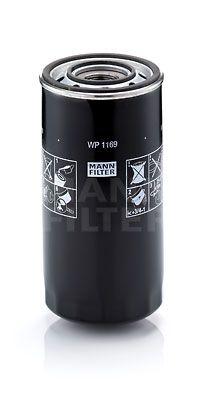 WP 1169 MANN-FILTER Oil Filter for IVECO P/PA-Haubenfahrzeuge - buy now