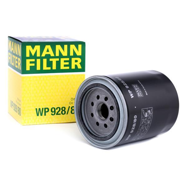 MANN-FILTER   Oljefilter WP 928/80