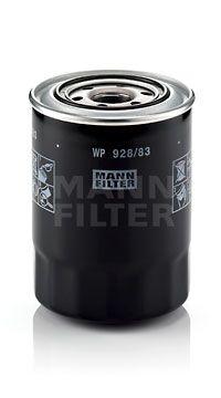 Original HYUNDAI Oil filter WP 928/83