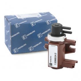 7.00968.04.0 PIERBURG Transductor presión, turbocompresor 7.00968.04.0 a buen precio
