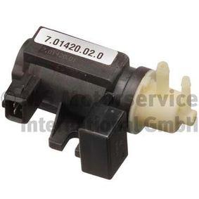 7.01420.02.0 Druckwandler, Turbolader PIERBURG - Markenprodukte billig