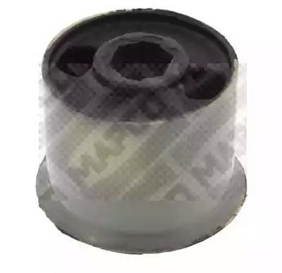 36939HPS MAPCO Gummimetalllager, hinten, Vorderachse links, Vorderachse rechts Ø: 65mm Lagerung, Lenker 36939HPS günstig kaufen
