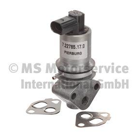 7.22785.17.0 PIERBURG elektrisk, magnetventil, med tätning EGR-Ventil 7.22785.17.0 köp lågt pris