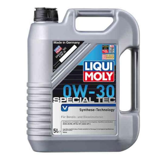 LIQUI MOLY | Motoröl 3769