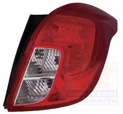 Buy original Rear lights VAN WEZEL 3775932