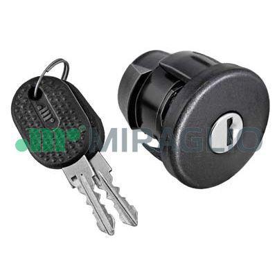 38/26 MIRAGLIO mit Schlüssel Verschluss, Kraftstoffbehälter 38/26 günstig kaufen