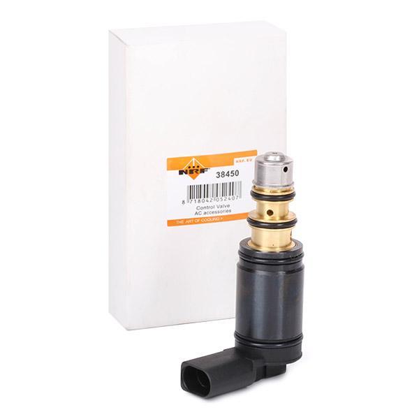 NRF   Valve de réglage, compresseur 38450