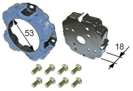 38473 Spule, Magnetkupplung-Kompressor NRF in Original Qualität