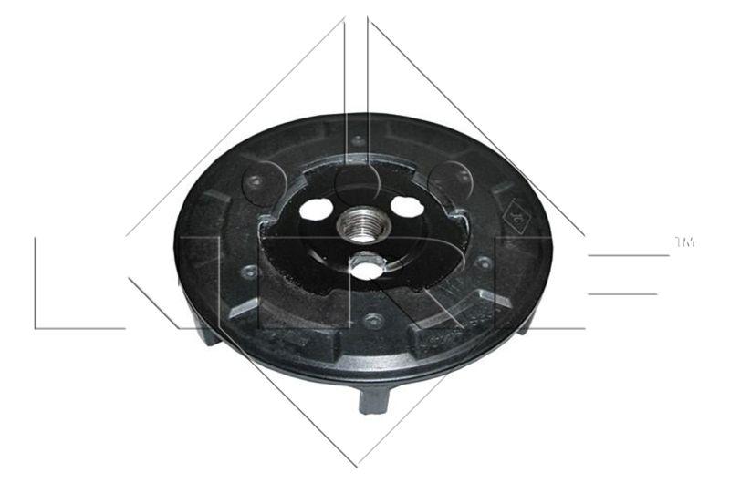 NRF | Spule, Magnetkupplung-Kompressor 38474