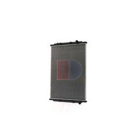 Kühler, Motorkühlung AKS DASIS 390028S mit 15% Rabatt kaufen