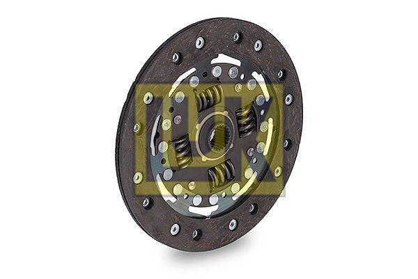 Buy original Clutch disc LuK 320 0220 10